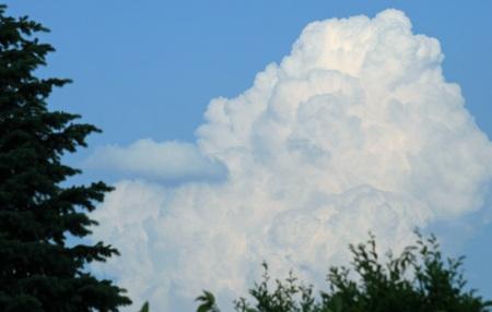a sky?