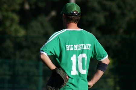 Big Mistake?